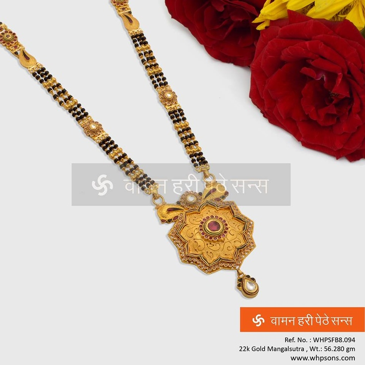 Mangalsutra symbol of love and promise!!!