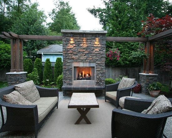 Contemporary Outdoor Living Design, Pictures, Remodel, Decor and Ideas - page 31