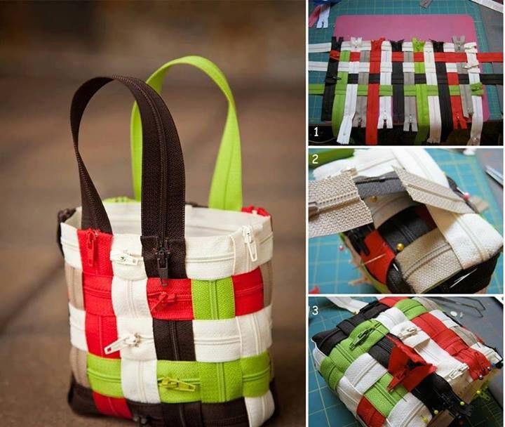 Zipper bag...