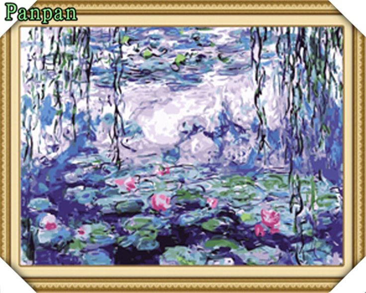 an introduction to the artwork by monet When you first come face to face one of the larger paintings from monet's water lilies series in person, .