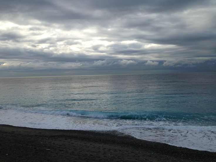 Winter is coming... in Nice