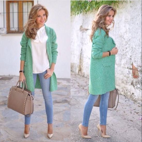 green trench coat, What to wear in Thanks-giving day http://www.justtrendygirls.com/what-to-wear-in-thanks-giving-day/