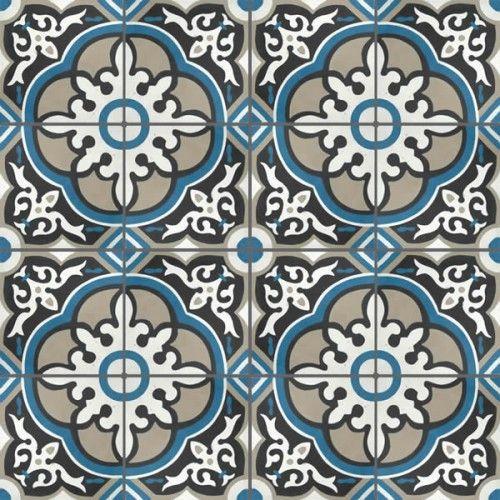 Moroccan Encaustic Cement Pattern Tiles 29b