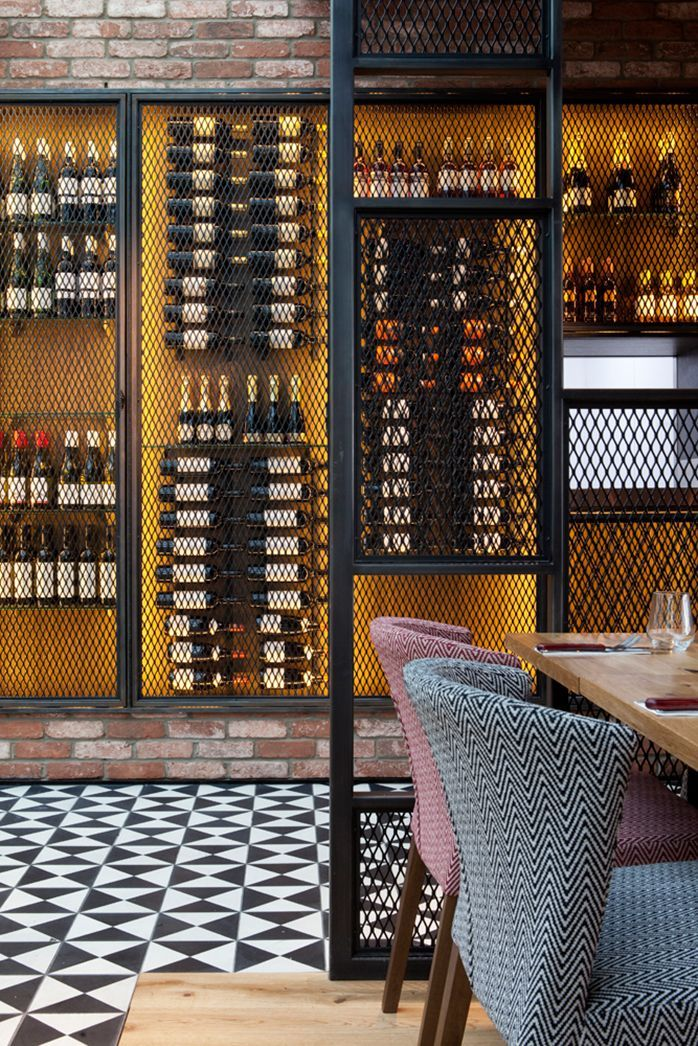 Middletons Steakhouse And Grill Restaurant Interior Design By DesignLSM Photography C James
