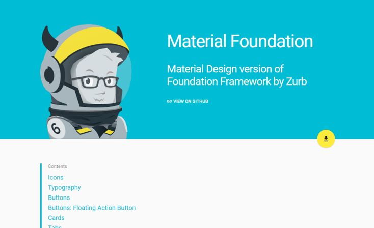 16 Best Material Design Web UI Frameworks and Libraries for Websites & Applications    A roundup of the best Material Design CSS frameworks for building Websites with Google Material design principals. MDL, Bootstrap material skin and more..