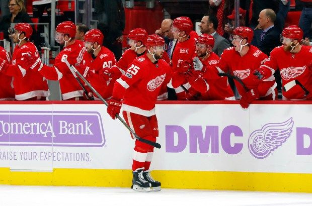 The Detroit Red Wings May Be Down, But Not Out