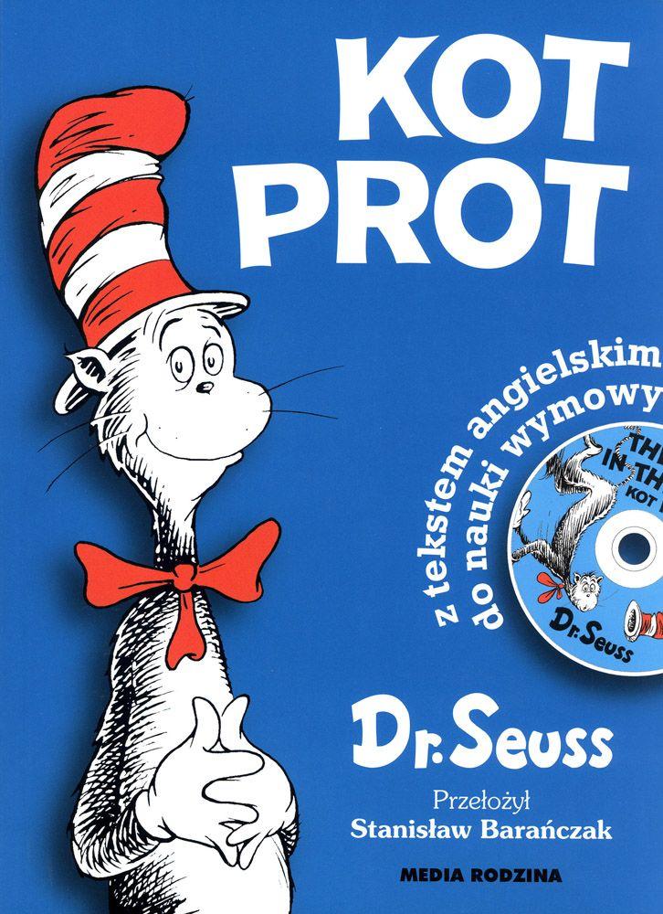 Kot Prot - Wydawnictwo Media Rodzina - Książki, Audiobooki, eBooki