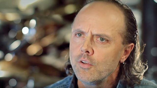 Lars Ulrich : Nuevo disco de Metallica en camino!