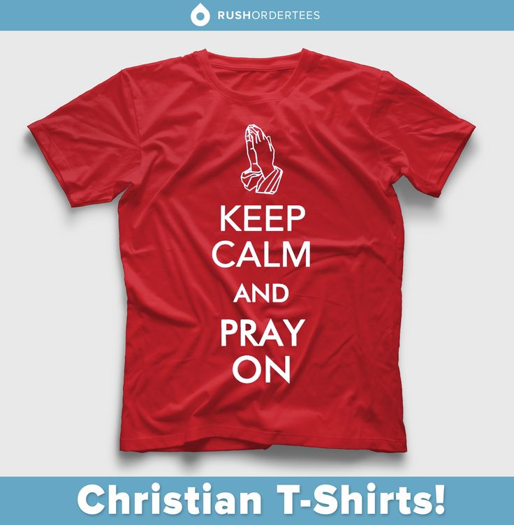 30 best christian t shirt ideas images on pinterest for Where can i order custom t shirts