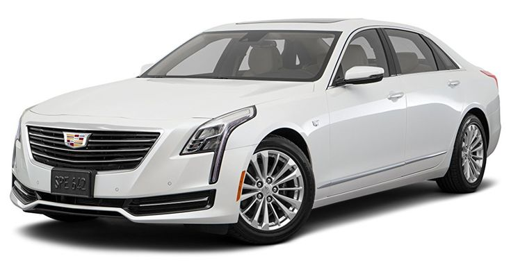 Marshall Field's Company: 2018 Cadillac CT6 PLUG-IN Rear Wheel Drive