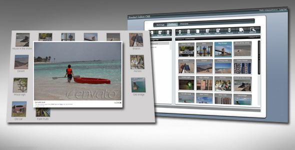 Simple Lightbox Gallery With CMS