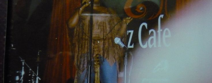Goddess Mona Performing at the Red Cat Jazz Cafe in houston