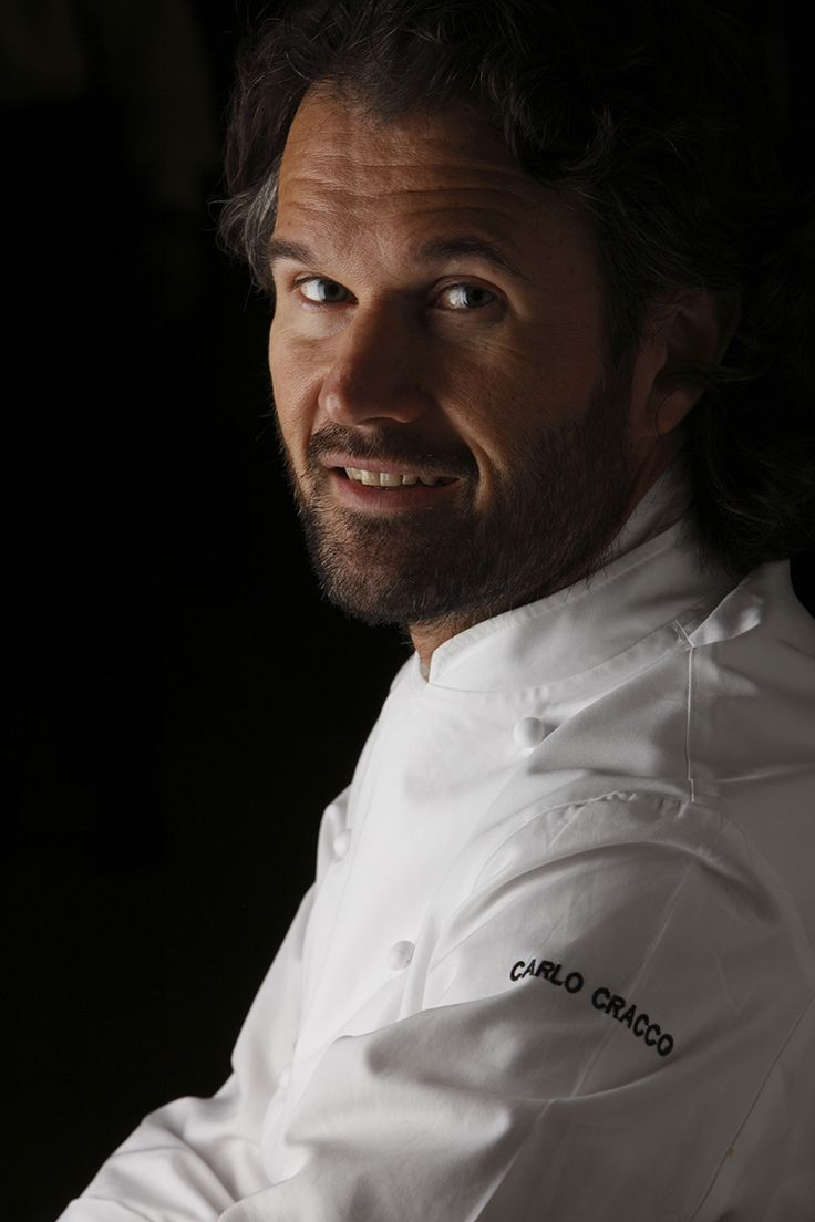"""""""For a chef, the produce is like colour for a painter"""" #Chef Carlo Cracco in an exclusive interview for #Cookbooth"""