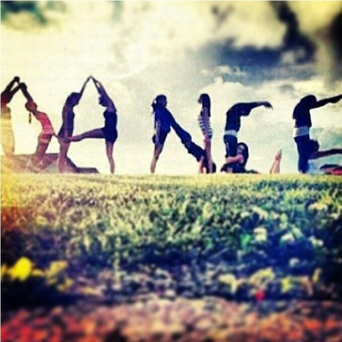 Me and dance friends will do this