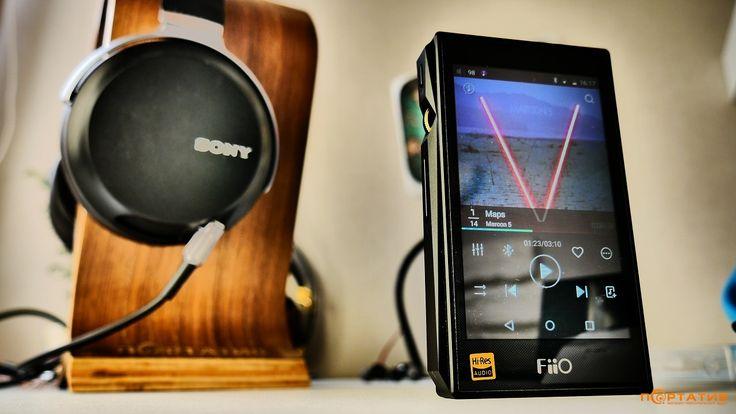 Обзор FiiO X5 III