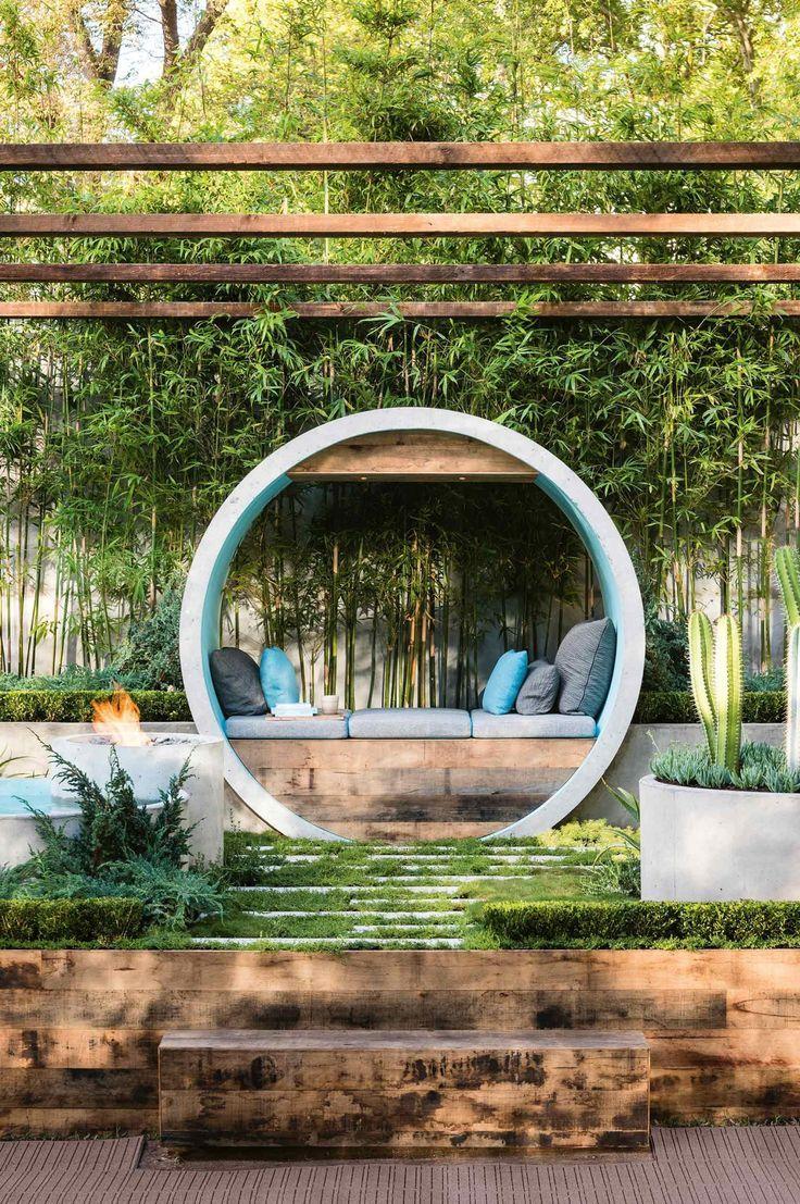 7 Stunning Garden Designs Labor Junction Home Improvement House Projects Gardens