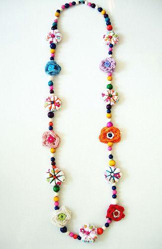 Collar colorido