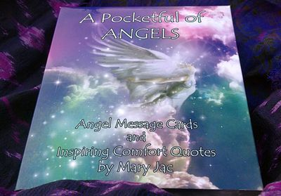 Angel cards card reading and messages on pinterest