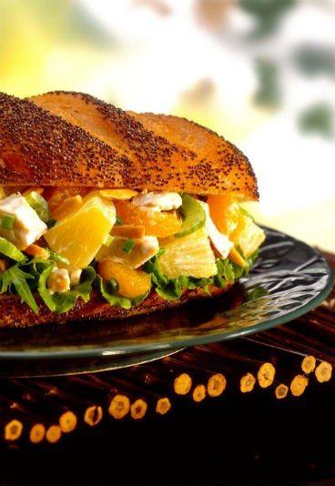 Sanduíche natural: 10 receitas light e deliciosas - Sanduíche natural: 10 receitas light e deliciosas