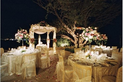 Love the lighting whatsoever things are lovely for Cheap elegant wedding decorations