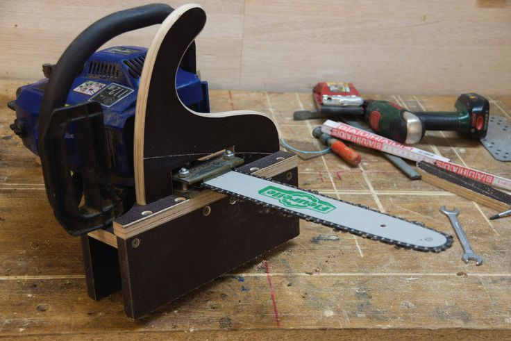 Small Chain Sawmill Part 1 / Miscellaneous / Readers …