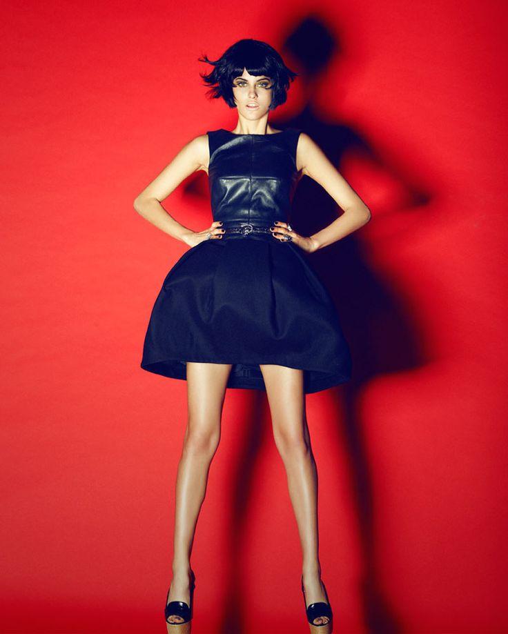 Alejandra Alonso by Enric Galceran for L'Officiel Ukraine
