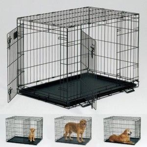 Learn how to a puppy crate training schedule will help you receive the benefits of a housebroken pet faster & see what a sample schedule looks like.