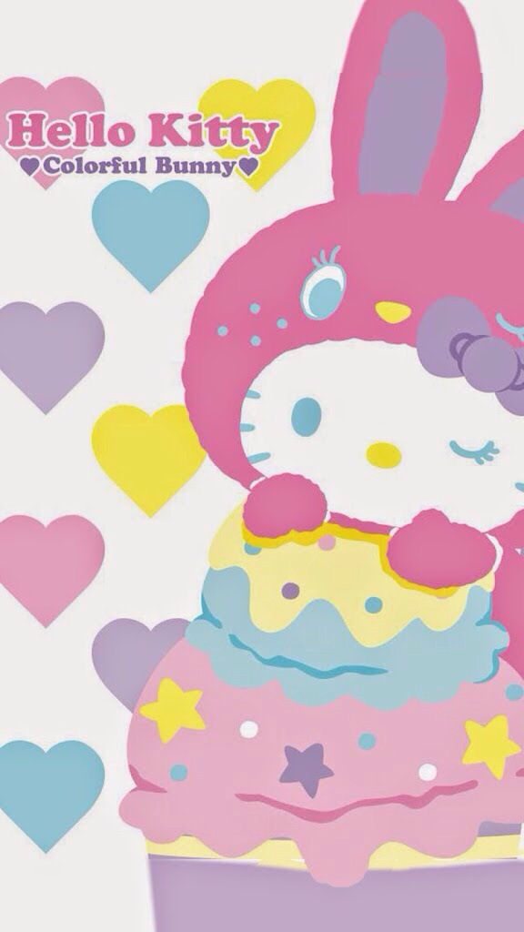 hello kitty easter wallpapers - photo #21
