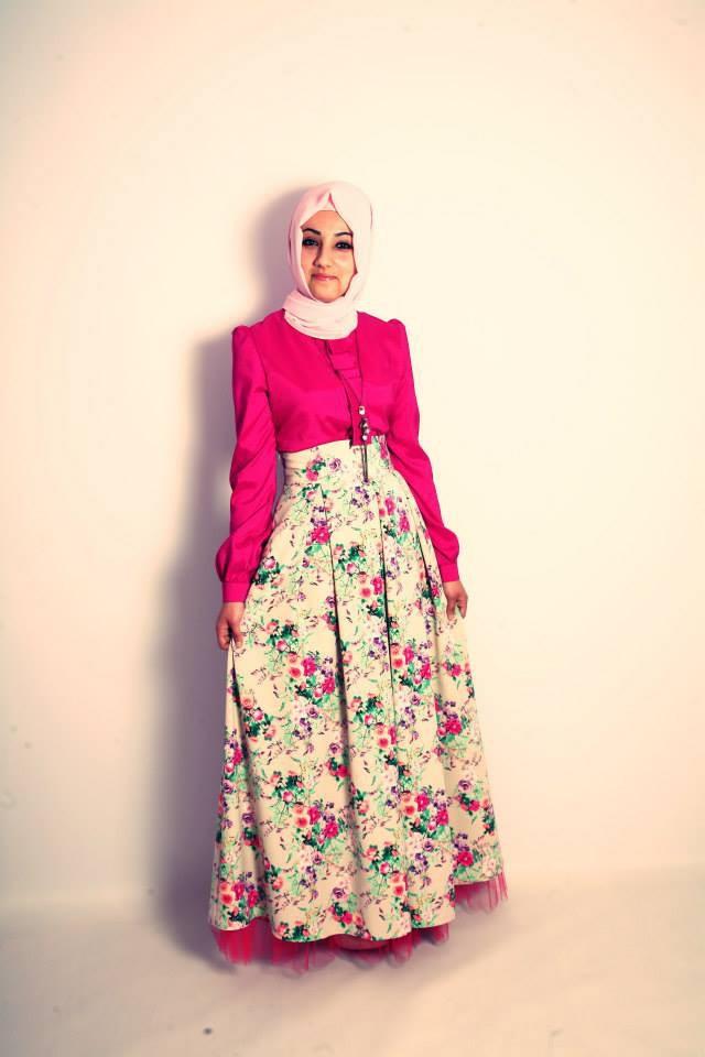 Hijab dress styles amp hijab maxi dress styles new modern fashion styles