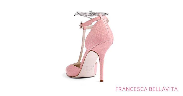 Dreaming: calzatura dal look bon ton di Francesca Bellavita