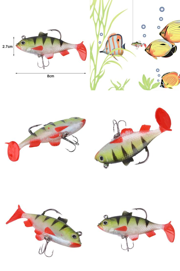 [Visit to Buy] 1Piece 11g 8cm Fishing lures sea fishing tackle soft bait luminous lead fishing artificial bait jig wobblers rubber silicon lure #Advertisement