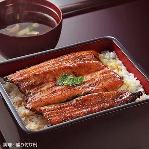 横浜の専門店による、国産鰻を使った一品。【うなぎ蒲焼3串】