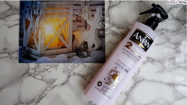 Îngrijirea părului cu produse Anian - Lory's Blog