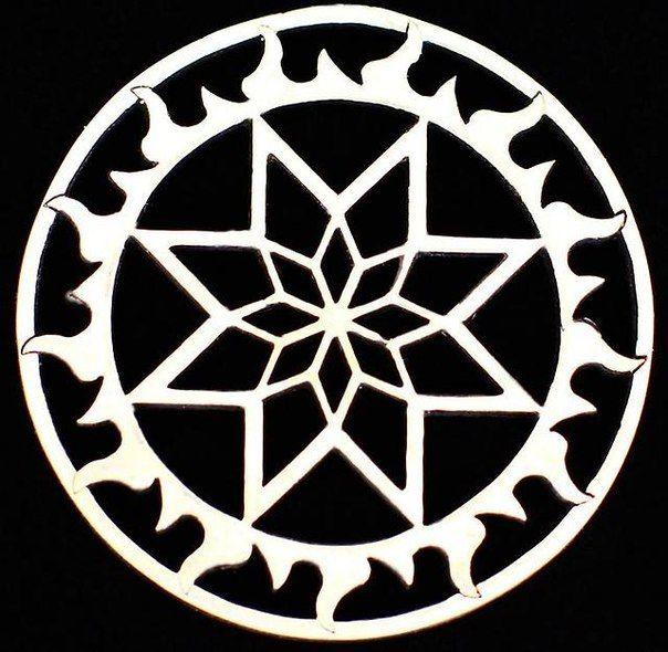 Символ алатырь картинки