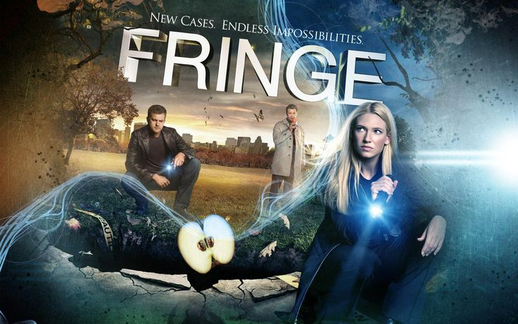 Fringe  A procedural thriller that follows the Fringe team's investigations of parallel universes, doppelgängers, and unimaginable threats.