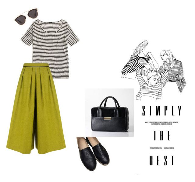 """""""the best"""" by opelle-creative on Polyvore featuring J.Crew, Issa, Chanel, Christian Dior, BIG PARK and opellebags"""