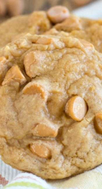 (Softest Ever) Butterscotch Cookies not sure about  adding the pudding mix but maybe if I can find a substitute?