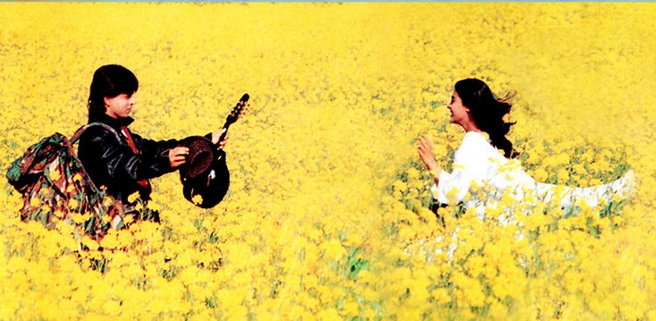 The Braveheart Takes the Bride.. Dilwale Dulhania Le Jayenge