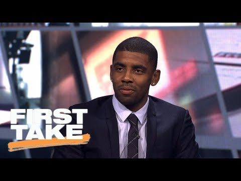 Kyrie Irving reveals why he left Cavaliers | First Take | ESPN Kyrie Irving joins First Take and reveals why he left the Cleveland Cavaliers to join the Boston Celtics.  Subscribe to ESPN on YouTube: http://es.pn/SUBSCRIBEtoYOUTUBE  Watch ESPN on YouTube TV: http://es.pn/YouTubeTV Get more ESPN on YouTube:  First Take: http://es.pn/FirstTakeonYouTube  SC6 with Michael & Jemele: http://es.pn/SC6onYouTube  SportsCenter with SVP: http://es/pn/SVPonYouTube ESPN on Social Media:  Follow on…
