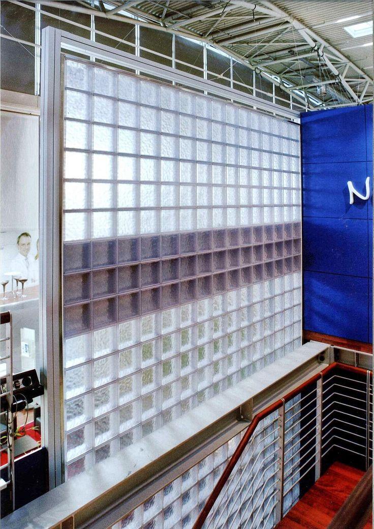 83 best X-BLOCK - Der Glasbaustein aus Kunststoff images on - innovative raumteiler system