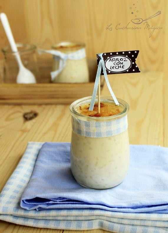 La Cucharina Mágica: Arroz con leche a la asturiana