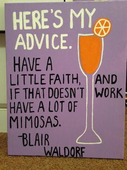 I think I will have to make this for your birthday :) @cierrashae12   Have a lot of Mimosas. #TSM