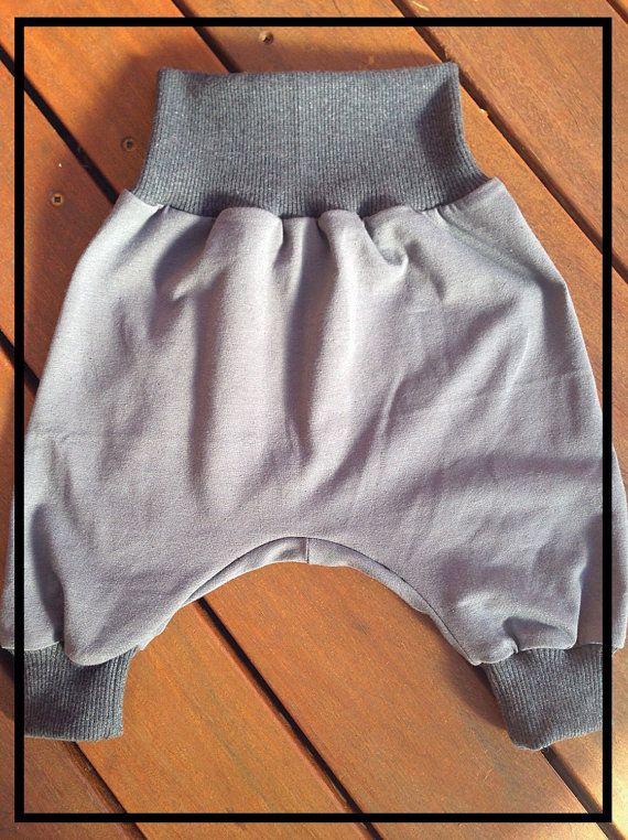 Wicked Boy Baby Harem Pants by PiggytailsByLisaQ on Etsy