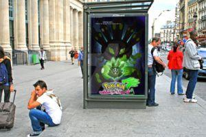 pokemon zygarde poster