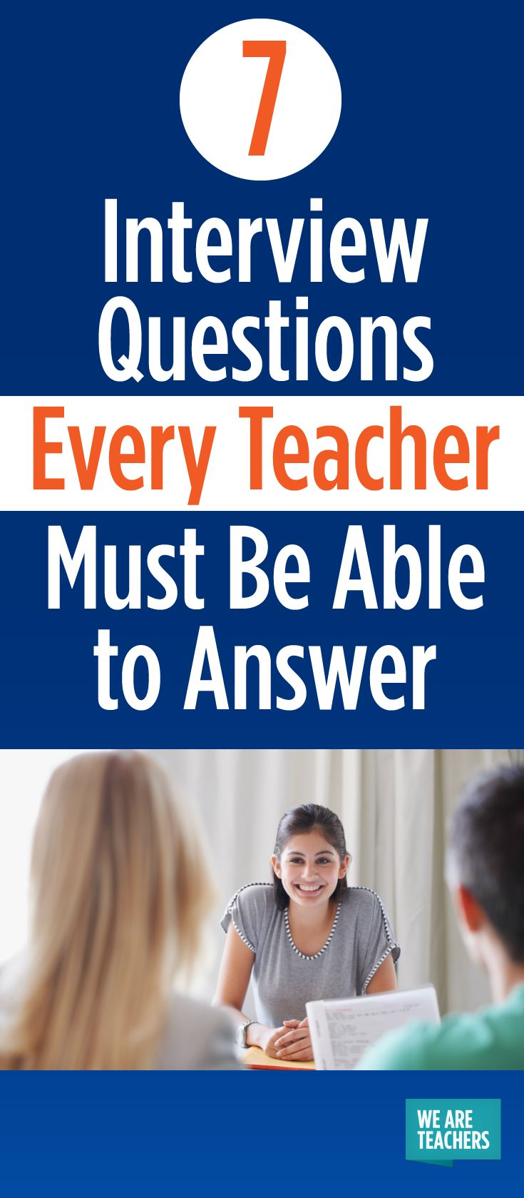The Most Common Teacher Interview Questions - WeAreTeacehrs
