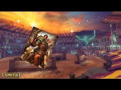 Smite chiron gameplay [arena]!2016!!