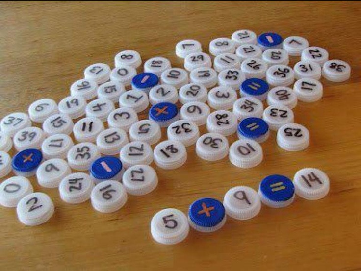 Perfect for teaching math to the little ones!