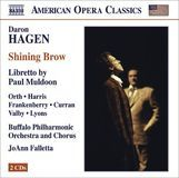 Daron Hagen: Shining Brow [CD]