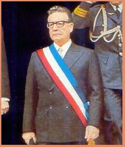 Presidente Allende.