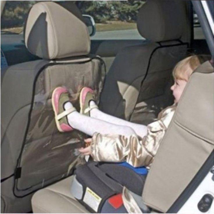 カーシートバックカバープロテクター用子供保護裏表紙ハウジングのため赤ちゃん犬から泥汚れ21146-21147
